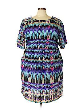 Tessuto Casual Dress Size 2X (Plus)