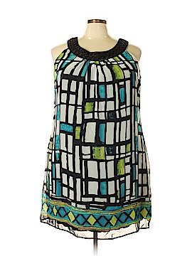 Fashion Bug Casual Dress Size 22 (Plus)