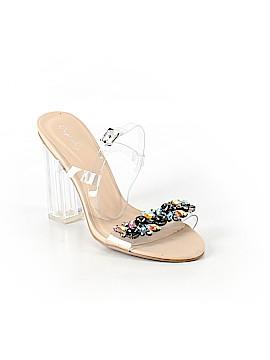 Qupid Heels Size 8 1/2