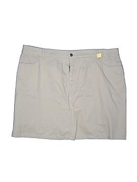 Croft & Barrow Casual Skirt Size 22 (Plus)