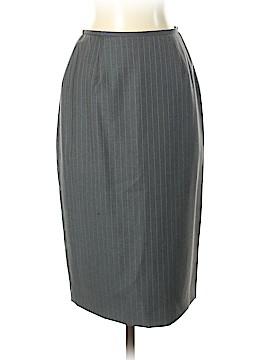 Lafayette 148 New York Wool Skirt Size 2