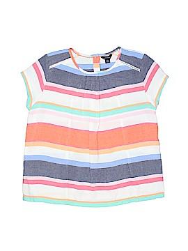Tommy Hilfiger Short Sleeve Blouse Size 12 - 14