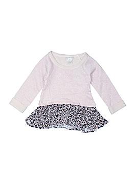 CALVIN KLEIN JEANS Sweatshirt Size 12 mo