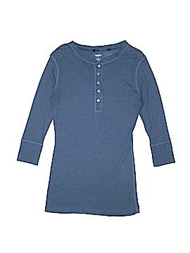 Mossimo 3/4 Sleeve Henley Size XL
