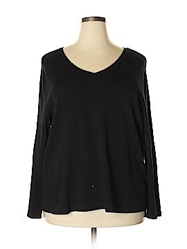 Venezia Long Sleeve T-Shirt Size 24 - 22 Plus (Plus)