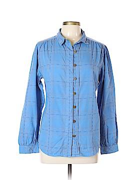 Woolrich Long Sleeve Button-Down Shirt Size L