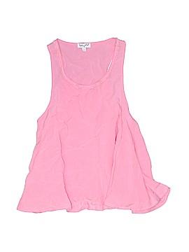 Splendid Sleeveless Blouse Size 8