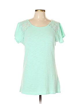 Earth Yoga Short Sleeve T-Shirt Size XL