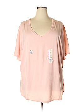 Terra & Sky Short Sleeve T-Shirt Size 4X (Plus)