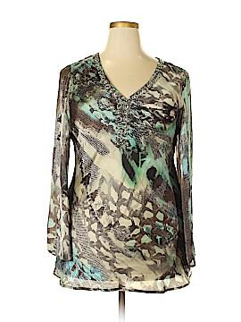 Mushka by Sienna Rose Long Sleeve Blouse Size XL