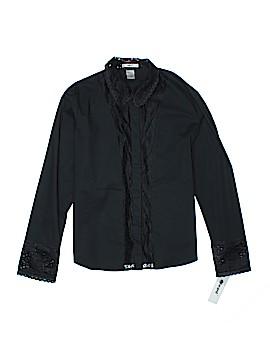 Edward Long Sleeve Button-Down Shirt Size L