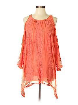 XCVI 3/4 Sleeve Blouse Size M