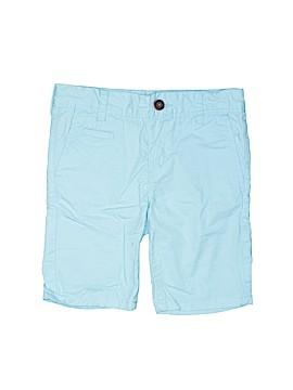 Okaidi Khaki Shorts Size 3