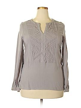 Spense Long Sleeve Blouse Size XL