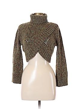 Beth Bowley Turtleneck Sweater Size M