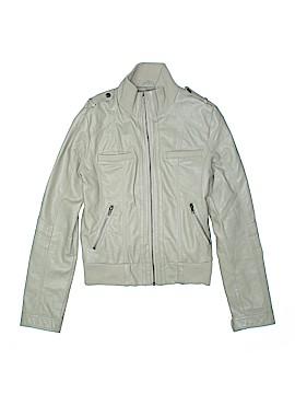 Xhilaration Faux Leather Jacket Size M