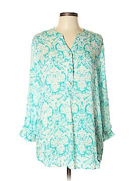Grand & greene Long Sleeve Blouse Size XL