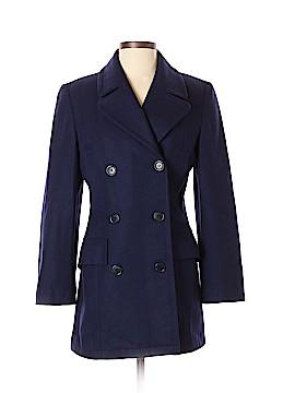 Sisley Wool Coat Size XS