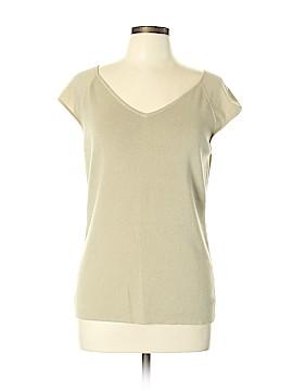Ann Taylor LOFT Outlet Short Sleeve Top Size L