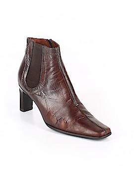 Sesto Meucci Ankle Boots Size 7 1/2