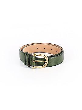 Neiman Marcus Leather Belt Size S