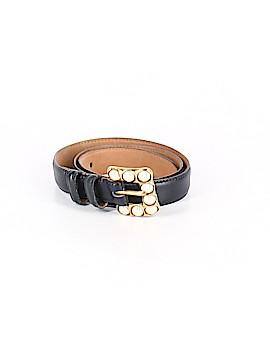 Donna Karan New York Leather Belt Size S