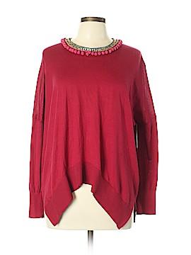 Matthew Williamson Silk Pullover Sweater Size 10 (UK)