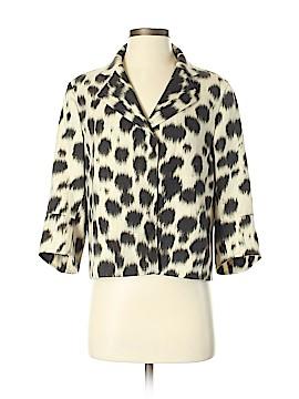 AKRIS for Bergdorf Goodman Wool Blazer Size 6
