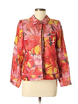 Doncaster Silk Blazer Size 12 (Petite)