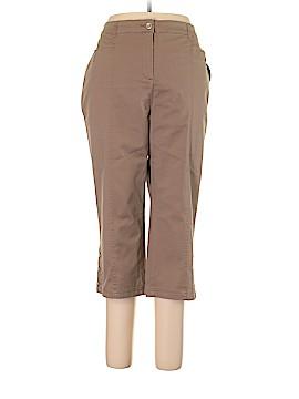 Karen Scott Casual Pants Size 16