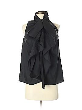 Lanvin Sleeveless Silk Top Size 38 (IT)