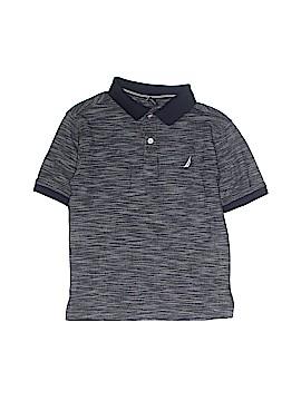 Nautica Short Sleeve Polo Size 8