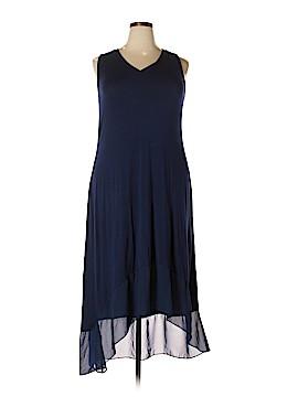 Kate & Mallory designs Casual Dress Size 1X (Plus)
