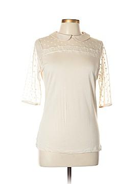 Naf Naf 3/4 Sleeve Blouse Size L