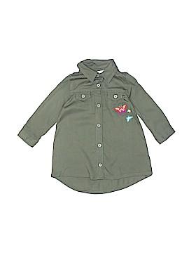 Crazy 8 3/4 Sleeve Button-Down Shirt Size 12 mo - 18 mo