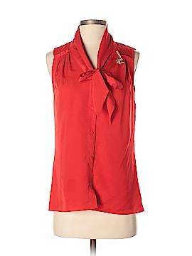 Anne Klein Sleeveless Blouse Size XS
