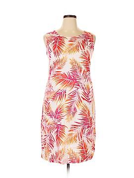 J.jill Casual Dress Size 18 (Plus)