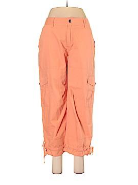 Khakis International Design Cargo Pants Size 6