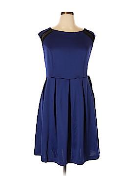 ELOQUII Cocktail Dress Size 20 (Plus)