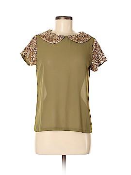 Gracia Short Sleeve Top Size M