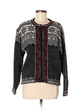 Icelandic Design Wool Cardigan Size M