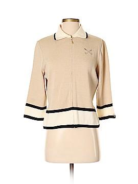 St. John Sport Wool Cardigan Size P