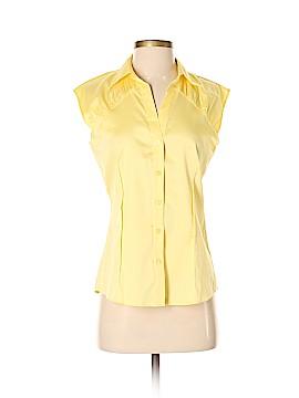 Antonio Melani Short Sleeve Button-Down Shirt Size S