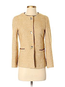 Zara Basic Coat Size S