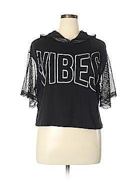 Fashion Nova Short Sleeve Top Size XL