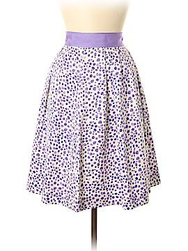 CH Carolina Herrera Silk Skirt Size 2