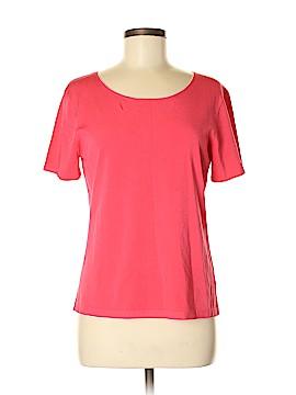 Linda Allard Ellen Tracy Short Sleeve Top Size M