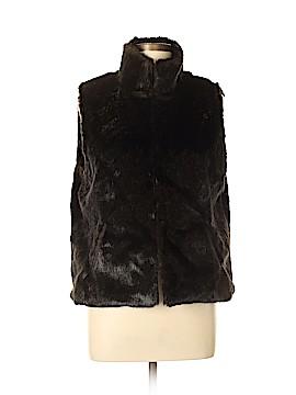 Cejon Faux Fur Vest Size L