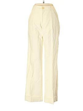 Pink Tartan Dress Pants Size 0