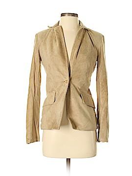BCBGMAXAZRIA Leather Jacket Size 0